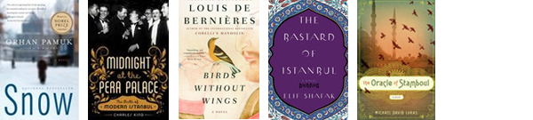 Favorite Books for Turkey