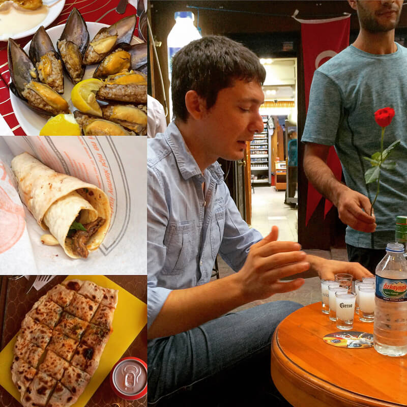 Exploring Istanbul on a food tour with Istanbul on Food