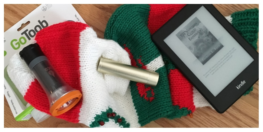 Stocking Stuffers for Your Traveling Friends