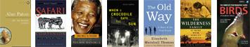 Travel Books: an AfricanSafari