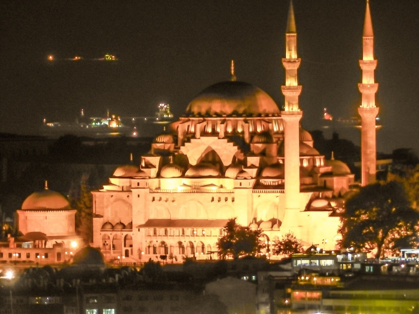 Mikla Rooftop Bar – Best View in Istanbul