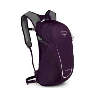 The Daylite by Osprey makes a great personal items for flights and a daypack for active travel