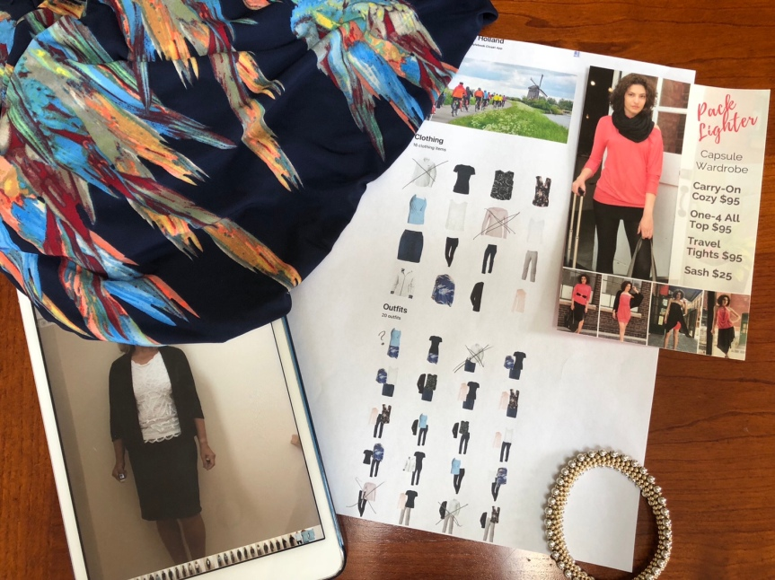 Pack Lighter (and smarter) withStylebook