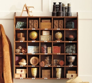 Cubby Organizer by Pottery Barn