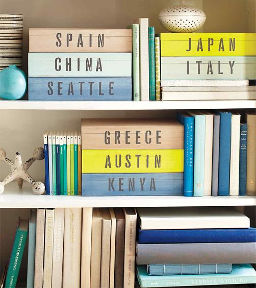 Display travel photos in Martha Stewart Photo Keepsake Boxes