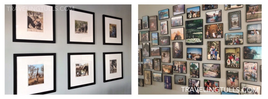 Create a Gallery Wall With Your Travel Photos