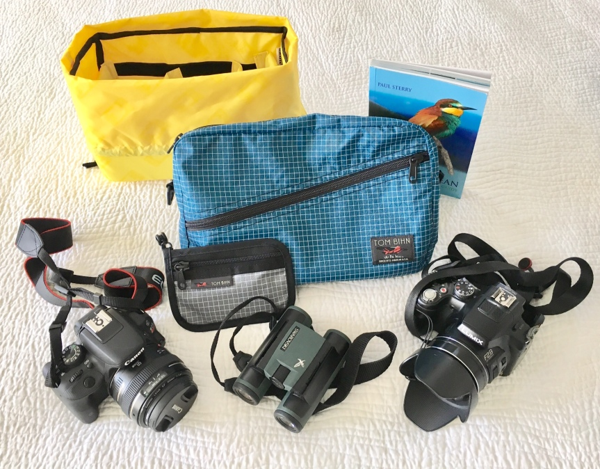 Gear and Gadgets – Safari packing