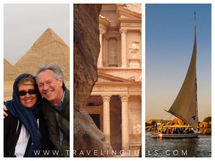 Egypt and Jordan: What to Pack
