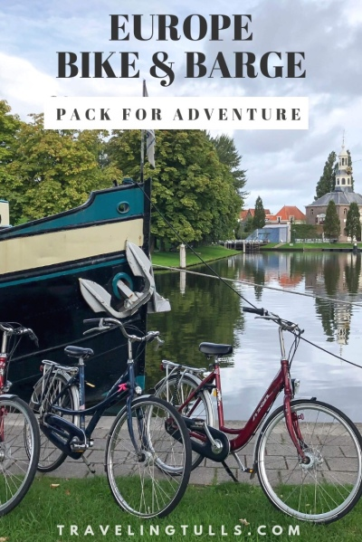 Pack for Adventure: Bike and Barge Europe