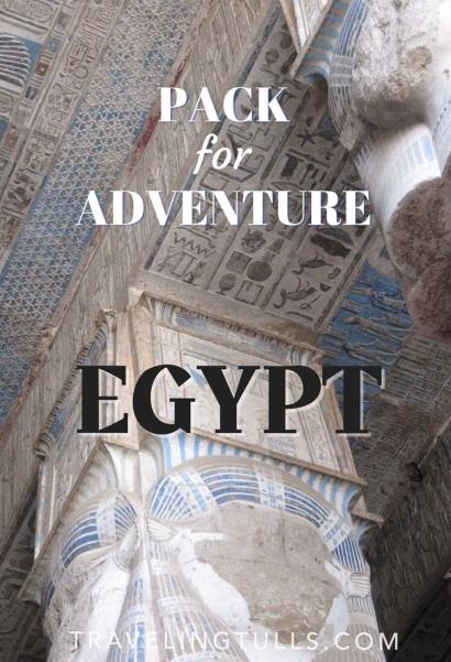 Pack for Adventure: Egypt