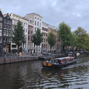 Amstedam canal ring