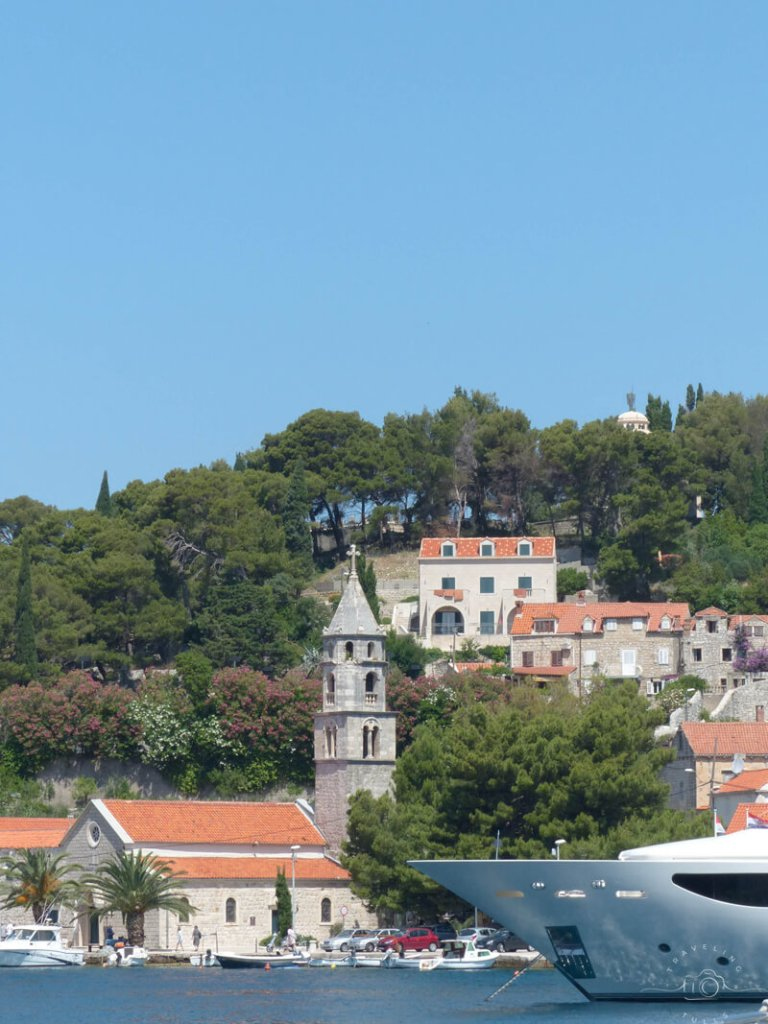 Cavtat, Croatia, a great thing to do on your one day in the port of Dubrovnik