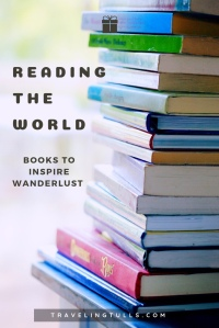 Books set in destinations around the world. Titles only recommended if they enhanced our travel experience.