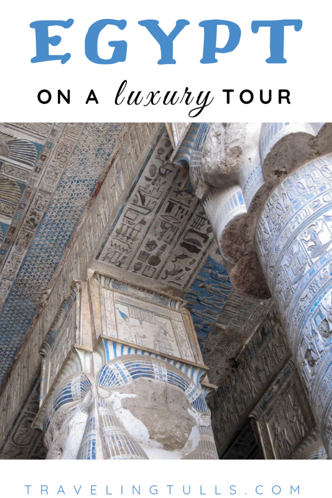 Egypt on a luxury tour - review of a small group exploration of Cairo including a week on the Nile.