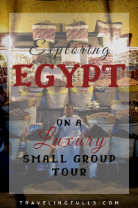 Exploring Egypt on an Abercrombie and Kent Luxury Cruise