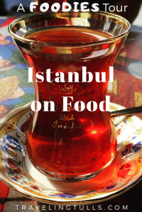 A Foodies tour with Istanbul on Food