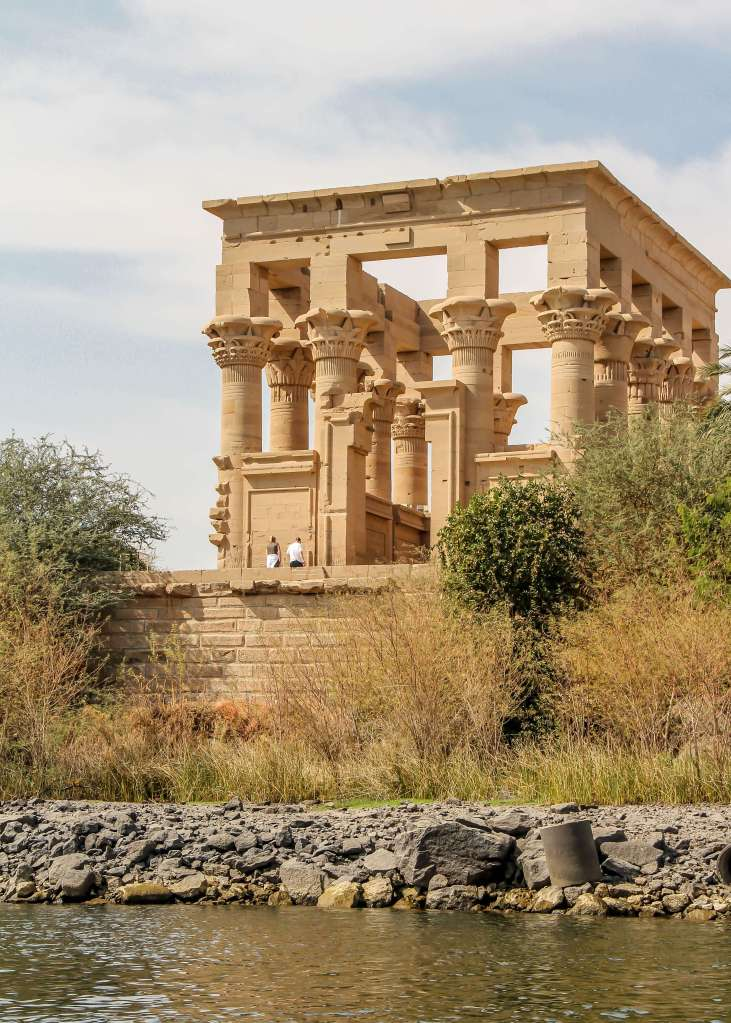 Luxury tour of Egypt including a stop at Philae temple