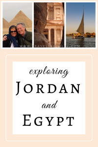 Exploring Egypt and Jordan - a dream destination