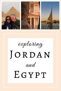 Exploring Egypt and Jordan - a dream destination