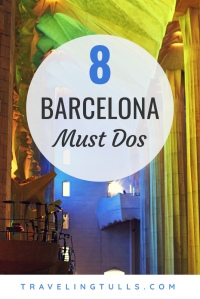 Barcelona - 8 things not to miss in this beautiful city