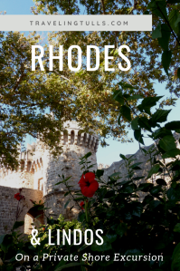 Rhodes and Lindos on a private tour