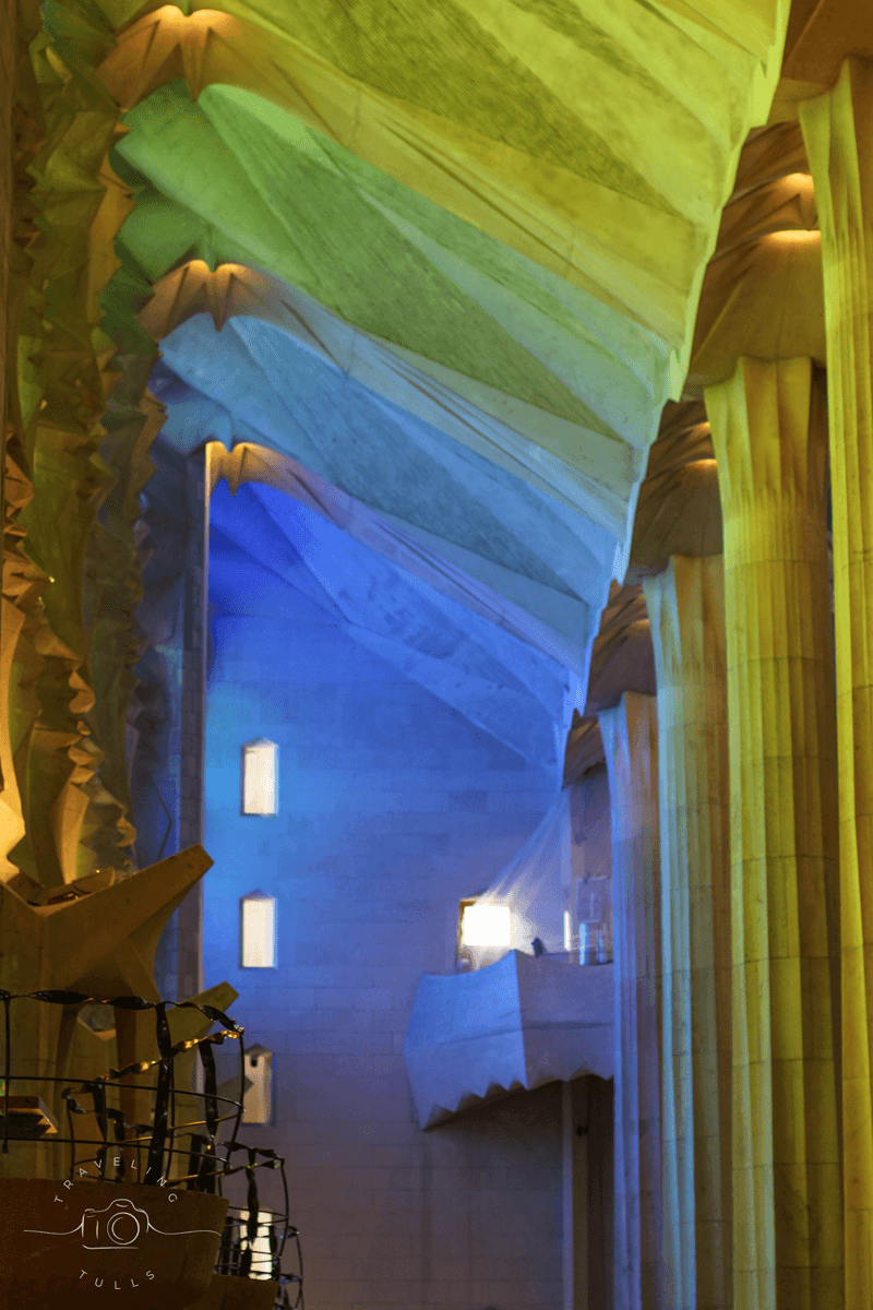Sagrada Familia is a must see for a visit to Barcelona