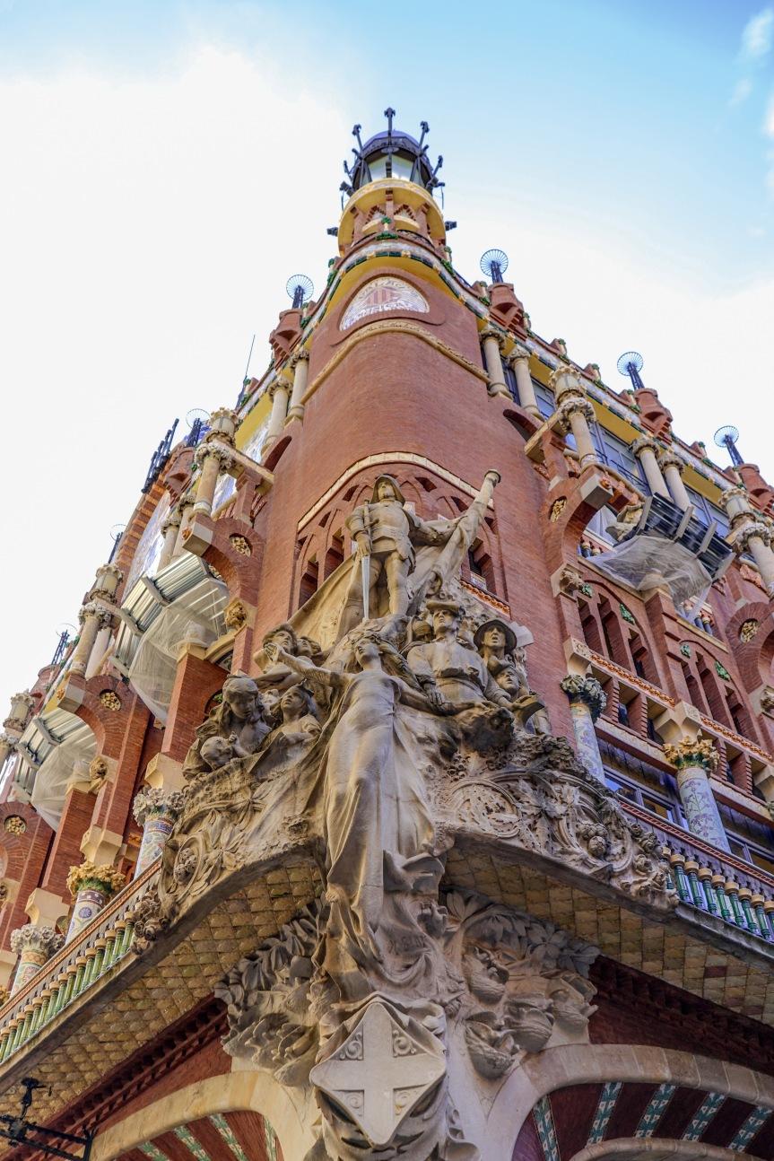 Palau de la Musica Catalan