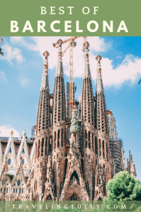 Best of Barcelona, a guide to exploring the historic capital of Catalonia