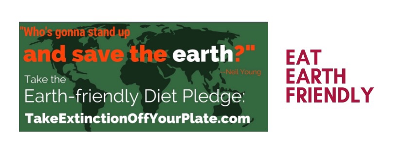 Take Extinction Off your Plate