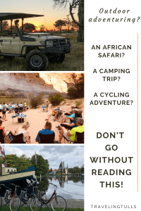 Tips for preparing for an outdoor adventure trip