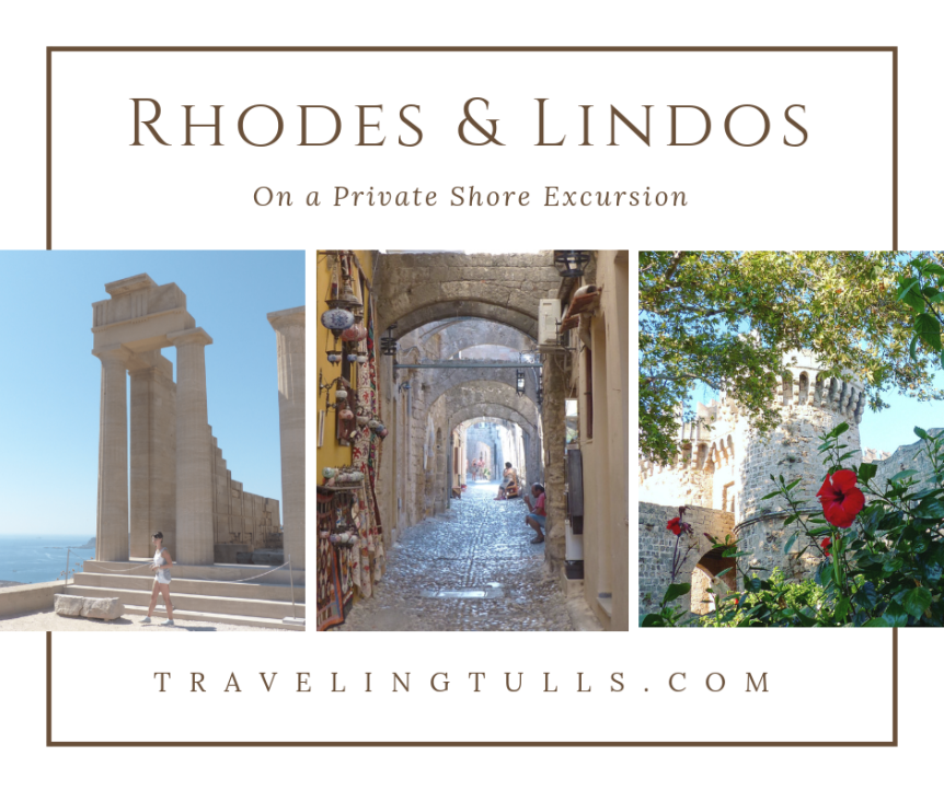 What to Do With One Day in Rhodes: maximize your time with a private tour
