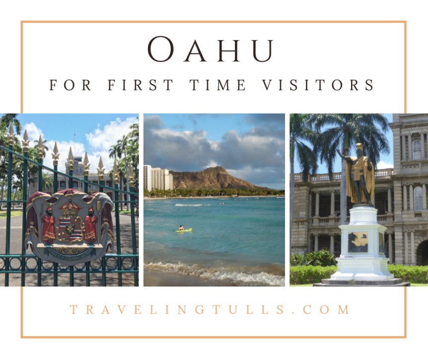 Oahu: Essential Guide for First Time Visitors