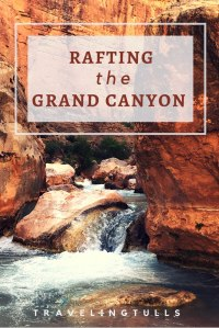 White-water rafting in the Grand Canyon. An average day in an anything-but-average adventure in the American southwest