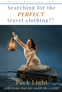 Guide to the best travel clothing for women over 50 #travelclothing #capsulewardrobeover50 #womenstravelclothing