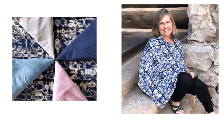 easy to pack travel clothing for women by Diane Kroe