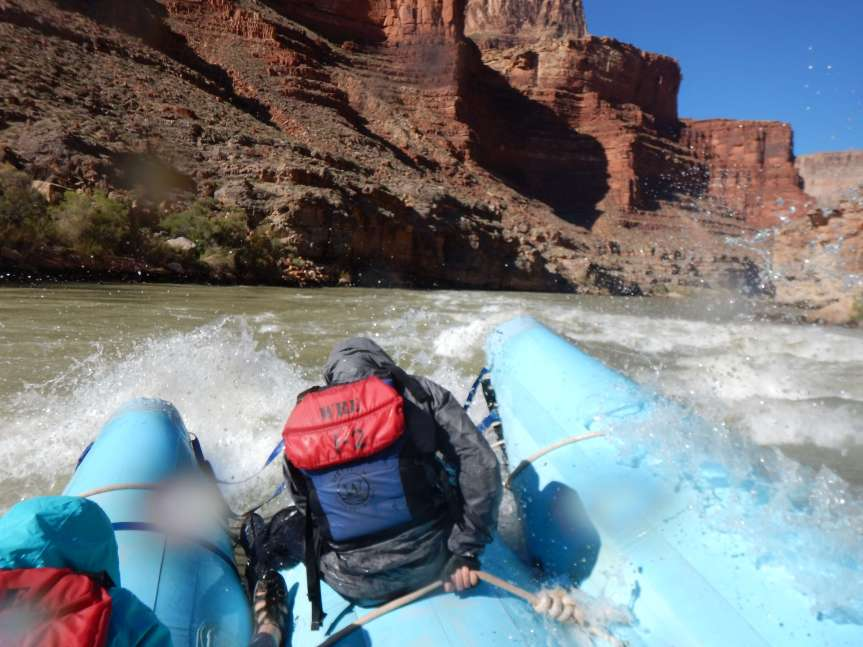 White Water Rafting the Colorado River