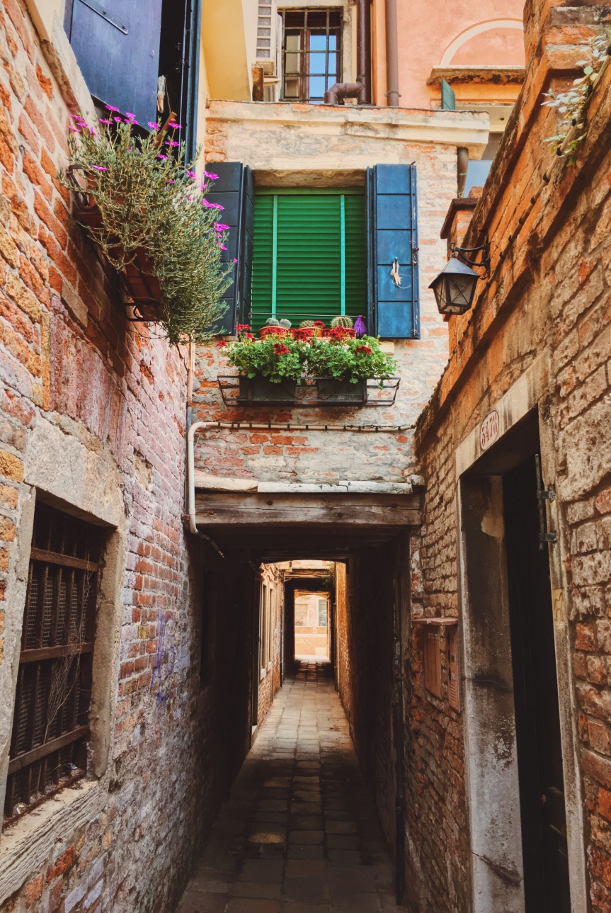 Get away from the crowds of Venice by exploring the less touristy neighborhoods