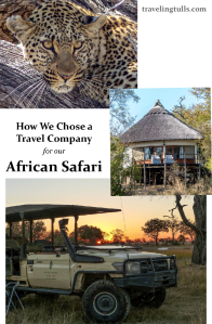 How to choose a travel agency for an African Safari