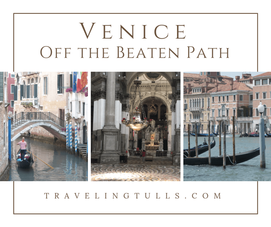 Explore a Quieter Venice Off the Beaten Path