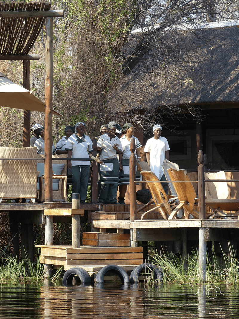 best safari camps, Sanctuary Baines in Botswana