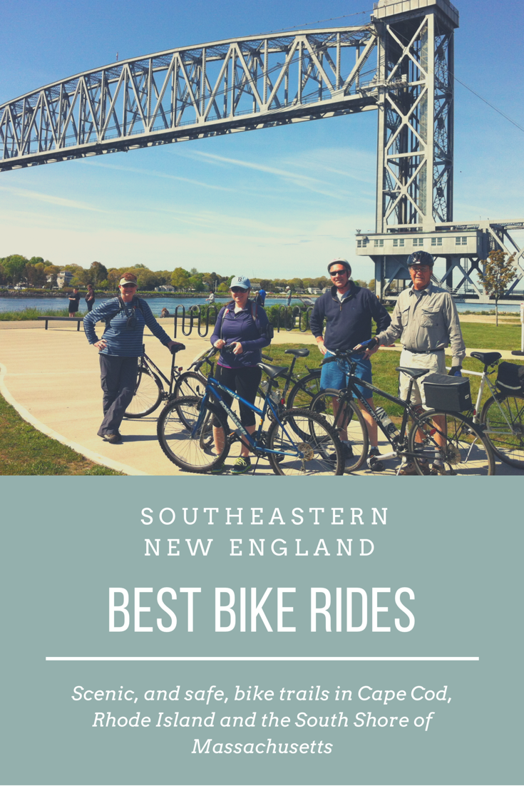 Best bike rides in Southeastern New England.