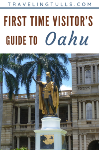 First timers guide to Oahu Hawaii