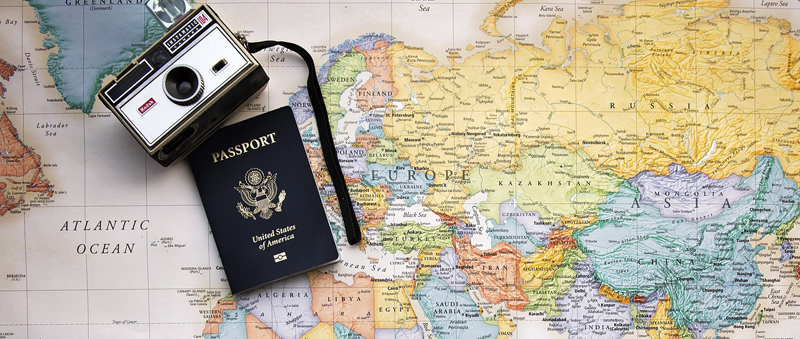 tips for worry free travel. How to plan a safe vacation overseas