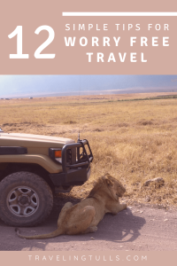 12 proven tips for worry free travel