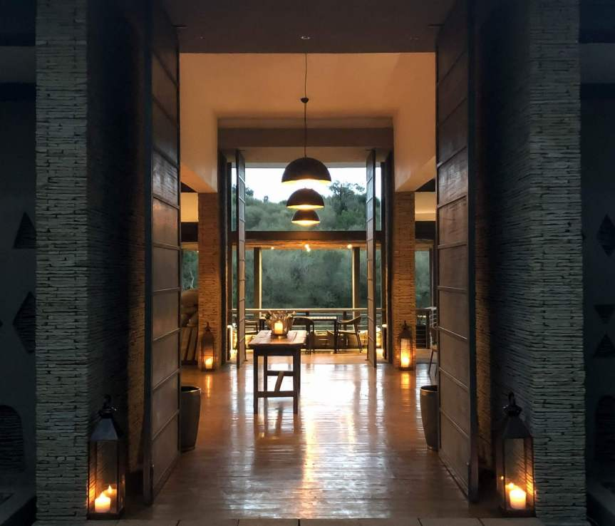 Sanctuary Olonana in Kenya, one of the best places to go for a luxury safari in Africa