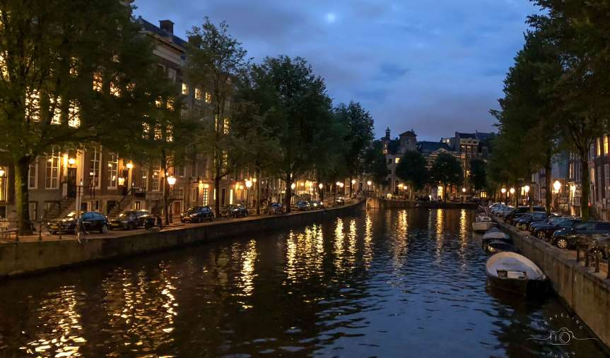 Planning a European vacation in Amsterdam
