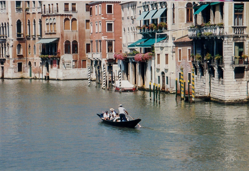 planning a relaxing trip to Europe. Venice canals