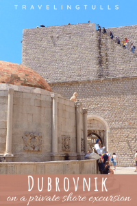 See Dubrovnik on a private shore excursion. Make the most of your day in port.