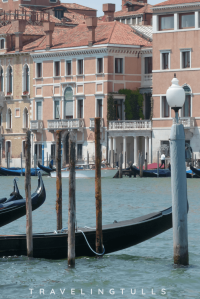 Grand Canal in Venice. Tips to explore Venice away from the crowds.