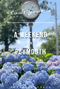 What to do in Plymouth, MA. An easy daytrip from Boston, or a great New England getaway weekend. #travelNewEngland #pilgrims #coastalMassachusetts #plymouthma #plymouth400